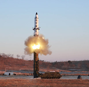 Un test de missile nord-coréen
