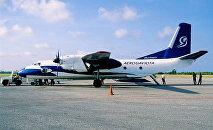 Un An-26 de la compagnie aérienne Aerogaviota (archives)
