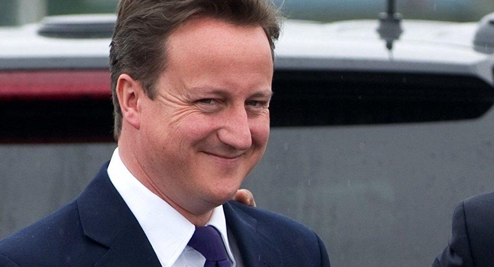 Un abri de jardin de 25.000£ acheté par David Cameron pour écrire des livres