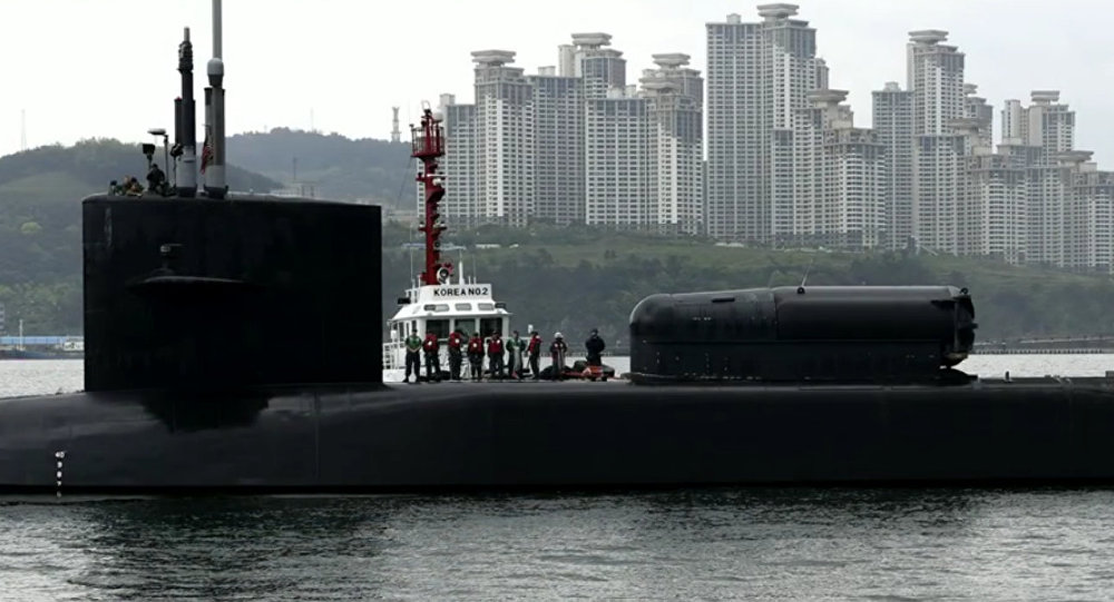 USS Michigan (SSGN 727)