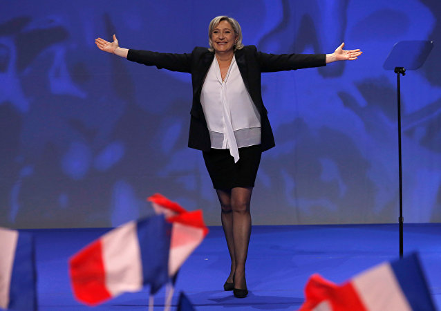 Marine Le Pen (photo d'archive)