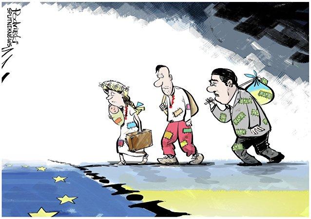 Statut de réfugié en Europe pour des députés et businessmans ukrainiens?