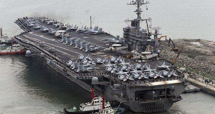 Manœuvres militaires US-Sud-Coréennes: la Chine appelle à garder la tête froide
