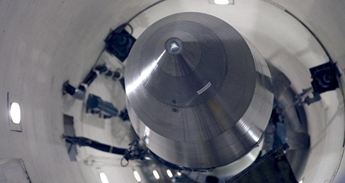 Missile Minuteman 3