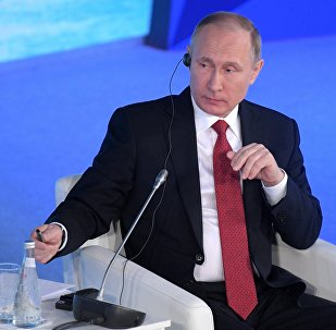 Poutine sur l'Arctique: «nous devons savoir ce qui s'y passe»