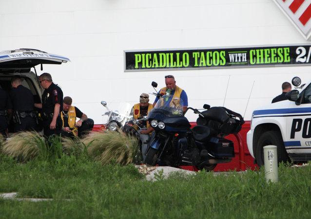 Police du Texas
