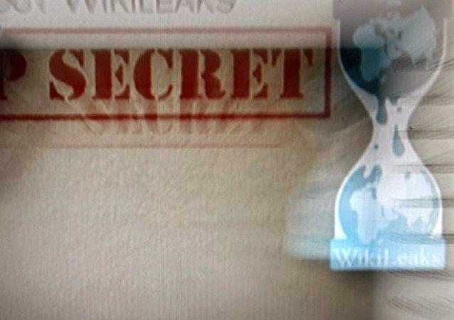 Révélations de WikiLeaks. Archives