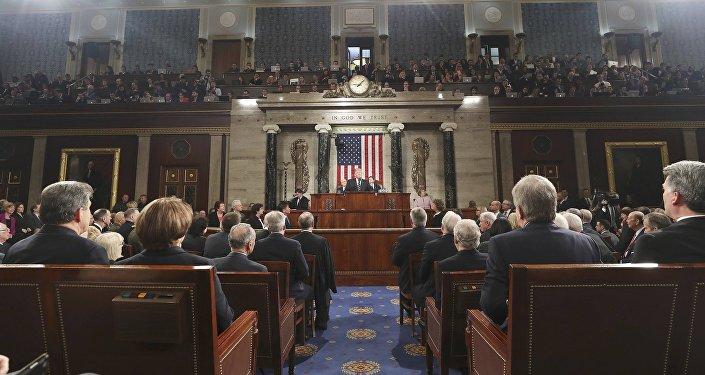 Le débat sur l'abrogation d'Obamacare fait un pas