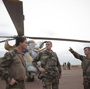 Militaires français en Afrique