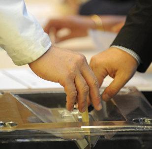 Les Français aux urnes pour élire leur nouveau président