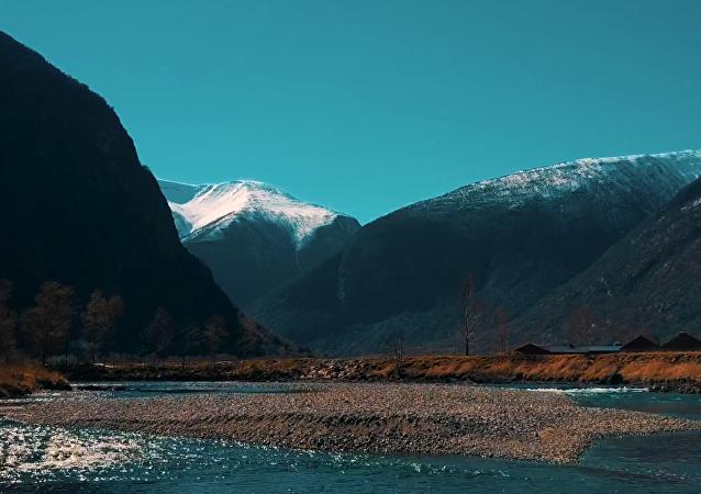 Pourquoi aller à la mer quand il y a des fjords ?