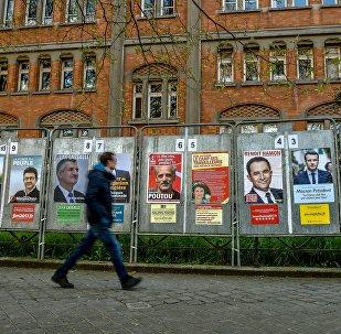 Macron en tête avec 65,48% après le dépouillement de 95% des bulletins