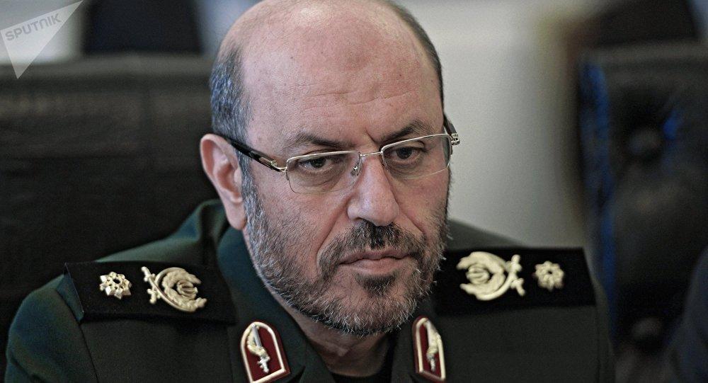 Ministre iranien de la Défense  Hossein Dehghan