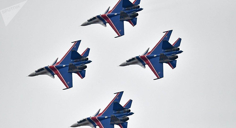 Les aviateurs ayant combattu en Syrie participeront au défilé de la Victoire