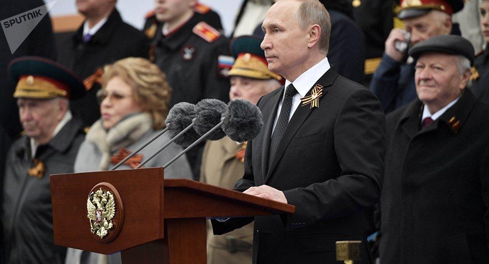 Les soldats russes ne feront jamais rougir les anciens combattants