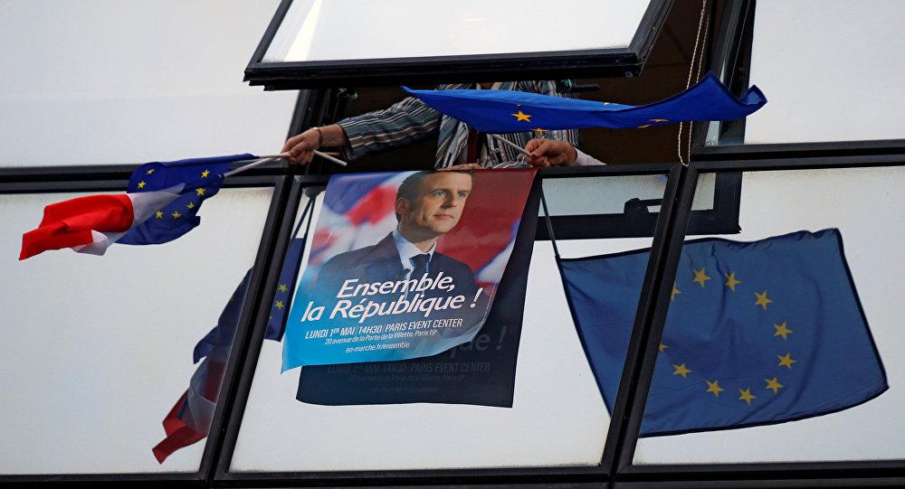#MacronLeaks: un nom russe dans les métadonnées «cela ne prouve pas la source»