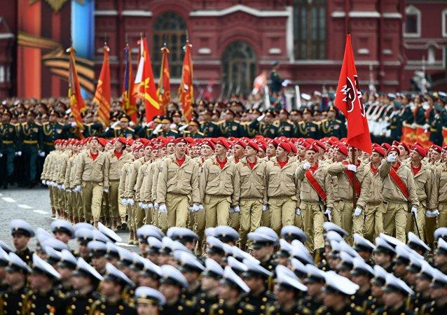 Pas de fête en Ukraine ce 9 mai? Les Ukrainiens regardent le défilé de Moscou
