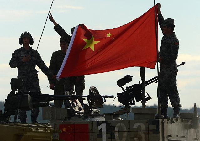 Des clichés spectaculaires d'un «assassin» de chars chinois publiés (image d'illustration)