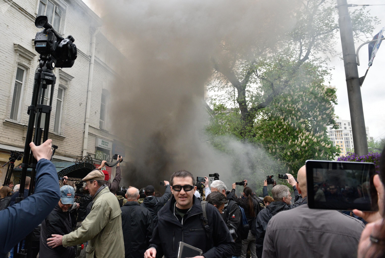 La Fête de la Victoire dégénère en Ukraine: les défenseurs des droits condamnent Kiev