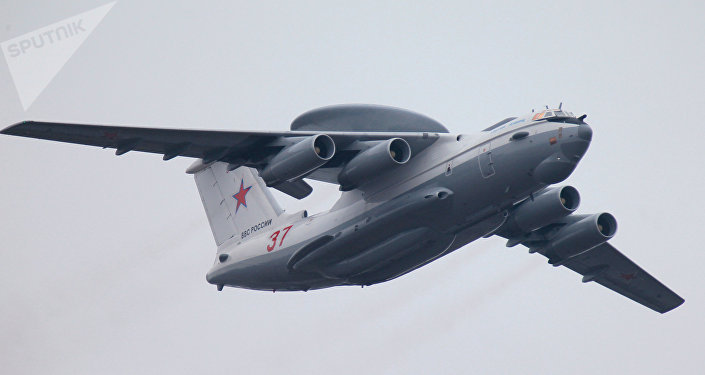 Un A-50U. Image d'illustration