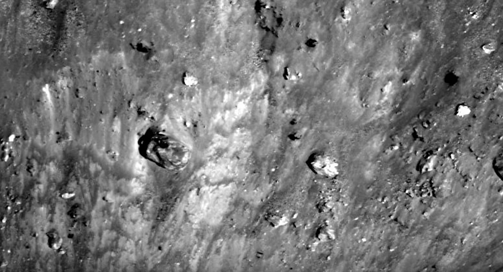 Un char sur la Lune