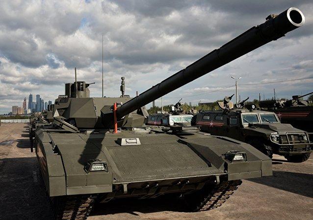 Le T-14 Armata