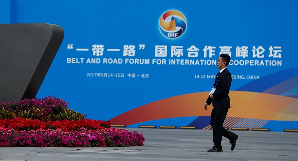 Belt and road summit beijing may 2017