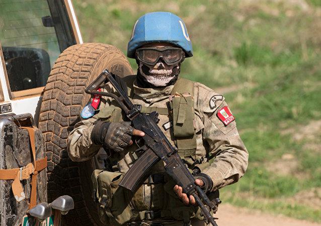 Plusieurs membres des Casques bleus malawites tués en RDC (image d'illustration)