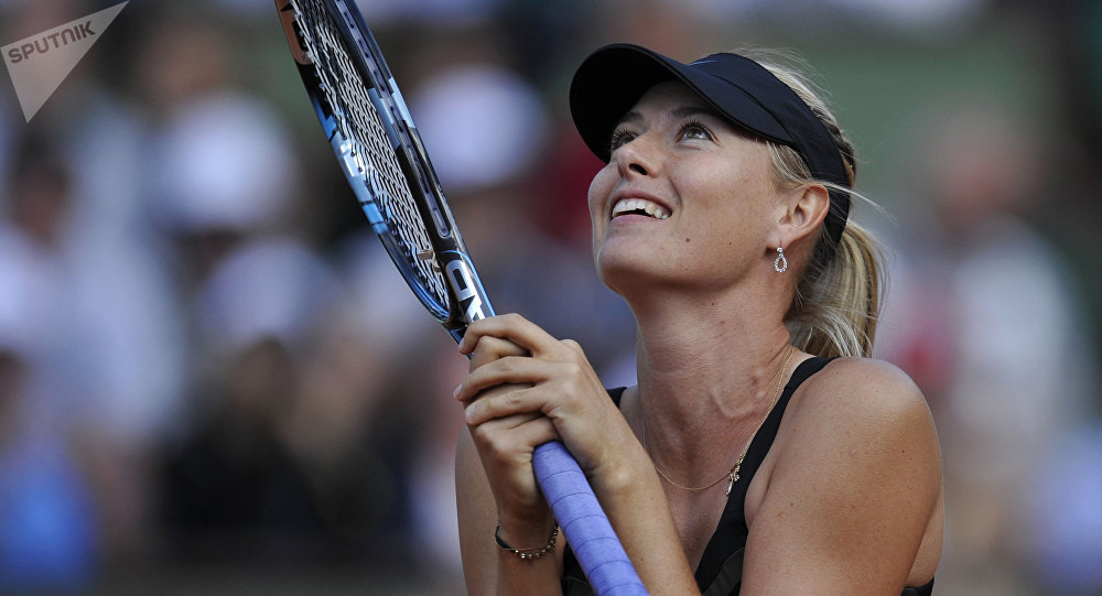 Plus 47 places au classement WTA, l'ascension fulgurante de Maria Sharapova