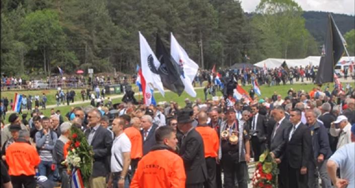 15.000 personnes rendent hommage aux nazis en Autriche