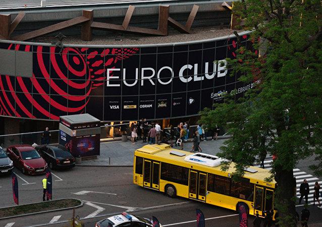 Après l'Eurovision, ces musiciens lituaniens repartent de Kiev sans leurs affaires