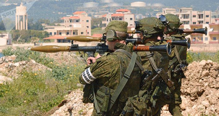 Les manœuvres russo-syriennes à Tartous