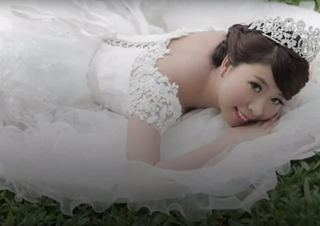 Jeunesse, beauté et maladie mortelle: une Taïwanaise enflamme la Toile