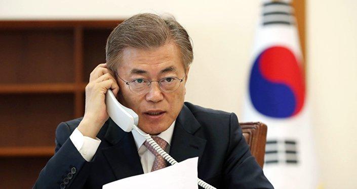 Le nouveau Président sud-coréen Moon Jae-in