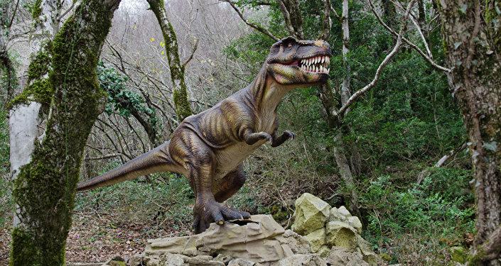 Des dinosaures