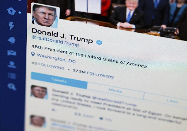 Les tweets de Trump ont leur bibliothèque!