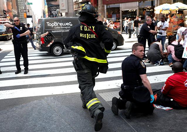 L'identité de l'assaillant à New York établie