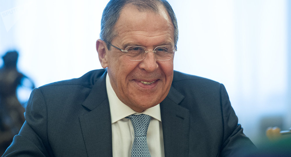 Sergueï Lavrov. Archive photo