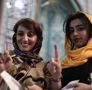 Les présidentielles en Iran