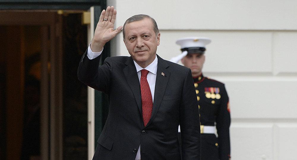 Erdoğan satisfait de voir ses gardes du corps rosser ses opposants à Washington (VIDÉO)