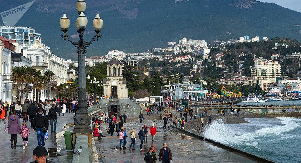 Délégation américaine en Crimée: les sanctions contre la péninsule bientôt adoucies