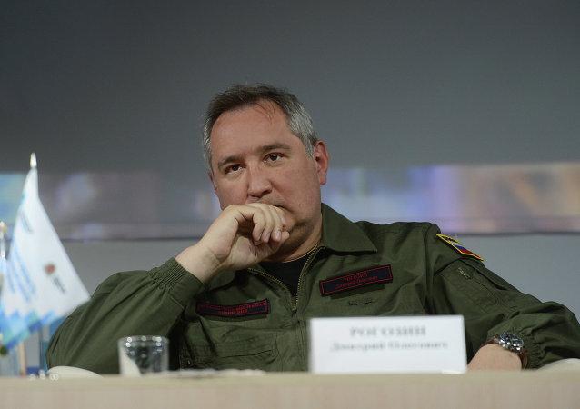 Dmitri Rogozine, vice-premier ministre russe