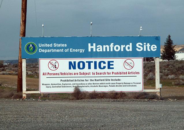 le site de stockage de déchets nucléaires de Hanford
