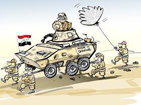 Un tiers des blindés achetés par l'Irak en Ukraine étaient défectueux