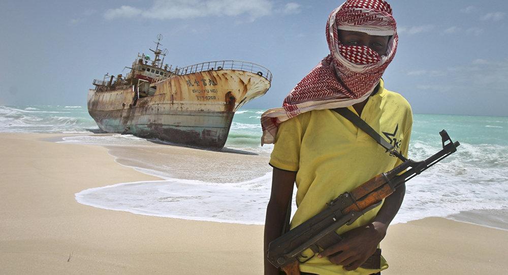 Un pirate. Image d'illustration