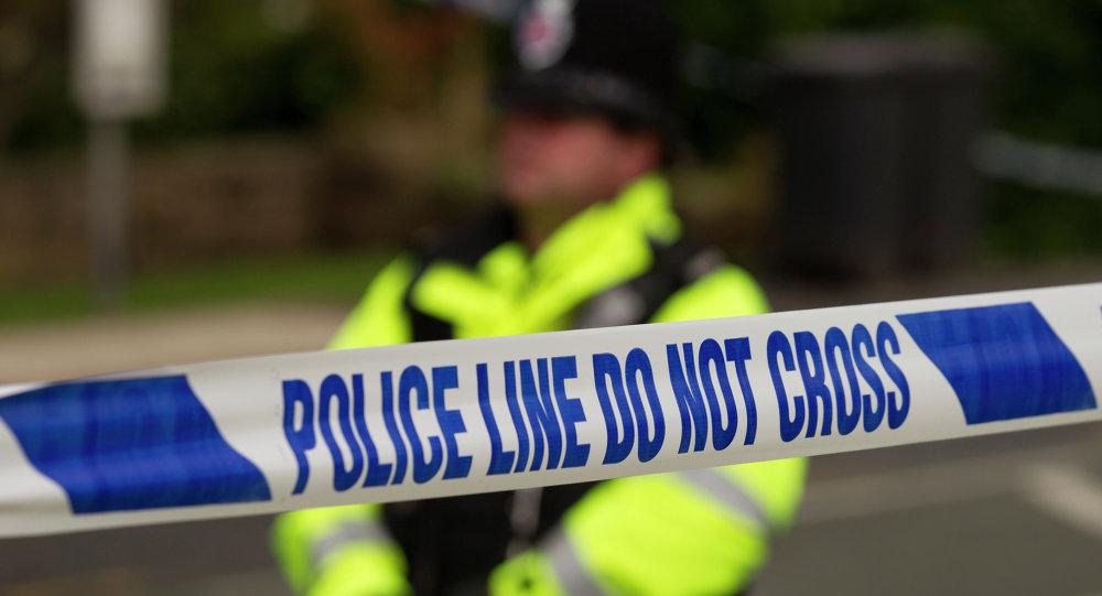 Un oficial de la Policía en Manchester (archivo)