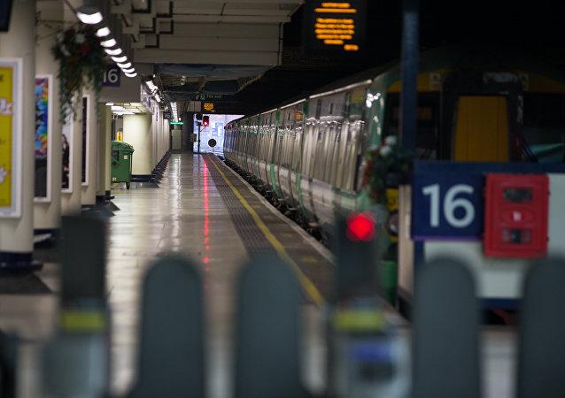 La gare routière de Victoria évacuée à Londres