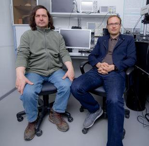 Gordey Lesovik et Andreï Lebedev