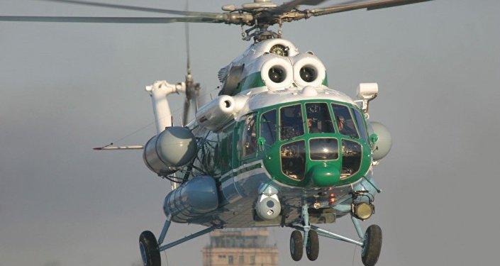 Hélicoptère russe Mi-8/17