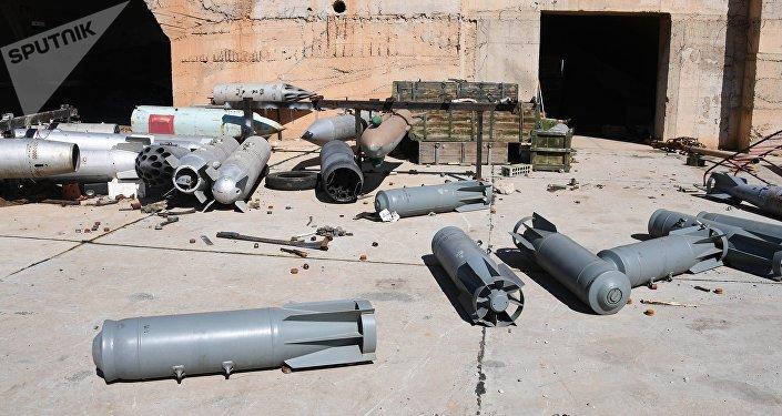 conséquences de la frappe américaine sur une base en Syrie